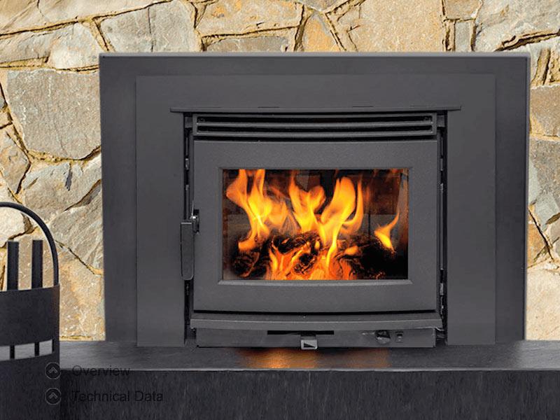 Pacific Energy-neo-2.5-Inbuilt freestanding fireplace