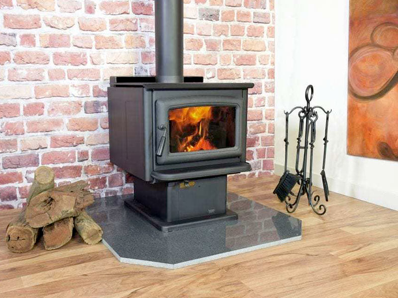 Pacific Energy Summit freestanding fireplace